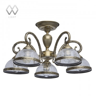 Купить Люстра Mw light 481011805 Аманда, Mw-light, Германия