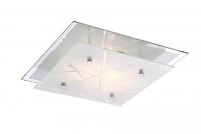 Светильник квадратный Globo 48174 FeriaКвадратные<br>Настенно-потолочные светильники – это универсальные осветительные варианты, которые подходят для вертикального и горизонтального монтажа. В интернет-магазине «Светодом» Вы можете приобрести подобные модели по выгодной стоимости. В нашем каталоге представлены как бюджетные варианты, так и эксклюзивные изделия от производителей, которые уже давно заслужили доверие дизайнеров и простых покупателей. <br>Настенно-потолочный светильник Globo 48174 Feria станет прекрасным дополнением к основному освещению. Благодаря качественному исполнению и применению современных технологий при производстве эта модель будет радовать Вас своим привлекательным внешним видом долгое время. <br>Приобрести настенно-потолочный светильник Globo 48174 Feria можно, находясь в любой точке России.<br><br>S освещ. до, м2: 2<br>Тип лампы: накал-я - энергосбер-я<br>Тип цоколя: E27<br>Количество ламп: 1<br>Ширина, мм: 150<br>MAX мощность ламп, Вт: 60<br>Длина, мм: 780<br>Высота, мм: 1500<br>Цвет арматуры: серебристый хром