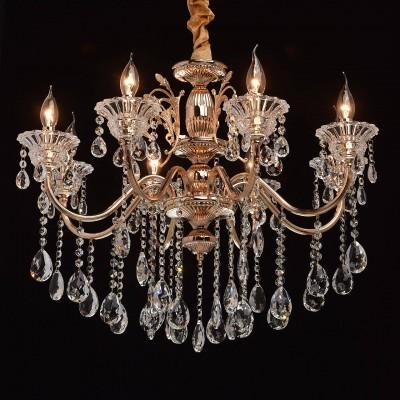 Mw light 482013208 СветильникПодвесные<br><br><br>Установка на натяжной потолок: Да<br>S освещ. до, м2: 16<br>Тип лампы: Накаливания / энергосбережения / светодиодная<br>Тип цоколя: E14<br>Количество ламп: 8<br>Диаметр, мм мм: 720<br>Высота, мм: 730 - 1000<br>MAX мощность ламп, Вт: 40