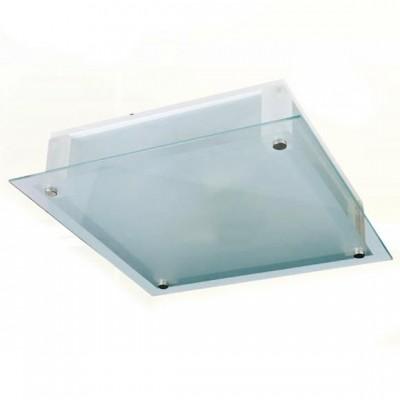 Светильник Globo 48321 QuadroКвадратные<br>Настенно потолочный светильник Globo (Глобо) 48321 подходит как для установки в вертикальном положении - на стены, так и для установки в горизонтальном - на потолок. Для установки настенно потолочных светильников на натяжной потолок необходимо использовать светодиодные лампы LED, которые экономнее ламп Ильича (накаливания) в 10 раз, выделяют мало тепла и не дадут расплавиться Вашему потолку.<br><br>S освещ. до, м2: 8<br>Тип лампы: накаливания / энергосбережения / LED-светодиодная<br>Тип цоколя: E27<br>Количество ламп: 2<br>Ширина, мм: 360<br>MAX мощность ламп, Вт: 60<br>Длина, мм: 360<br>Высота, мм: 90<br>Цвет арматуры: серебристый