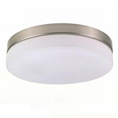 Светильник Globo 48403 OpalКруглые<br>Настенно потолочный светильник Globo (Глобо) 48403 подходит как для установки в вертикальном положении - на стены, так и для установки в горизонтальном - на потолок. Для установки настенно потолочных светильников на натяжной потолок необходимо использовать светодиодные лампы LED, которые экономнее ламп Ильича (накаливания) в 10 раз, выделяют мало тепла и не дадут расплавиться Вашему потолку.<br><br>S освещ. до, м2: 8<br>Тип товара: Светильник настенно-потолочный<br>Скидка, %: 15<br>Тип лампы: накаливания / энергосбережения / LED-светодиодная<br>Тип цоколя: E27 ILLU<br>Количество ламп: 3<br>Ширина, мм: 300<br>MAX мощность ламп, Вт: 40<br>Диаметр, мм мм: 300<br>Высота, мм: 65<br>Цвет арматуры: серый