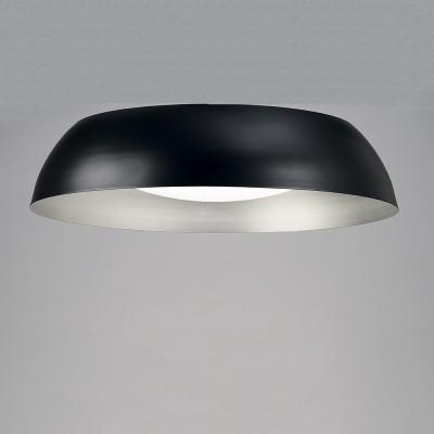 Потолочный светильник Mantra 4848EОжидается<br><br><br>Цвет арматуры: черный /серебристый