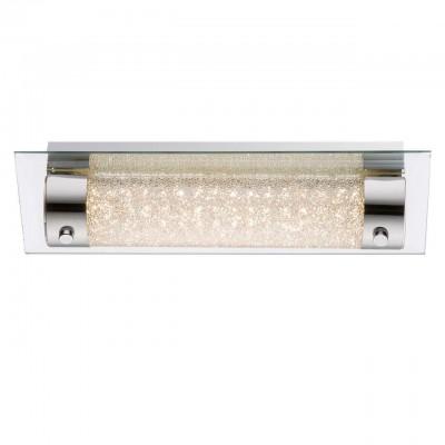 Светильник настенно-потолочный Globo 48503-8 NIMRODдлинные настенно-потолочные светильники<br>Настенно-потолочные светильники – это универсальные осветительные варианты, которые подходят для вертикального и горизонтального монтажа. В интернет-магазине «Светодом» Вы можете приобрести подобные модели по выгодной стоимости. В нашем каталоге представлены как бюджетные варианты, так и эксклюзивные изделия от производителей, которые уже давно заслужили доверие дизайнеров и простых покупателей.  Настенно-потолочный светильник Globo 48503-8 станет прекрасным дополнением к основному освещению. Благодаря качественному исполнению и применению современных технологий при производстве эта модель будет радовать Вас своим привлекательным внешним видом долгое время.  Приобрести настенно-потолочный светильник Globo 48503-8 можно, находясь в любой точке России.<br><br>S освещ. до, м2: 3<br>Тип цоколя: LED<br>Цвет арматуры: серебристый<br>Количество ламп: 1<br>Ширина, мм: 100<br>Длина, мм: 300<br>Высота, мм: 70<br>MAX мощность ламп, Вт: 8