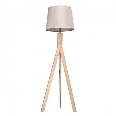 Mw light 490040901 Светильниксовременные торшеры<br><br><br>Тип лампы: Накаливания / энергосбережения / светодиодная<br>Тип цоколя: E27<br>Количество ламп: 1<br>Диаметр, мм мм: 450<br>MAX мощность ламп, Вт: 60