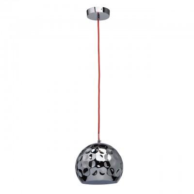 492014801 RegenBogen Светильникодиночные подвесные светильники<br><br><br>Тип лампы: Накаливания / энергосбережения / светодиодная<br>Тип цоколя: E27<br>Количество ламп: 1<br>Диаметр, мм мм: 200<br>Высота, мм: 200 - 2000<br>MAX мощность ламп, Вт: 60