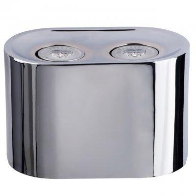 Светильник настенный бра Mw light 492020902 КотбусДаунлайты<br><br><br>S освещ. до, м2: 2<br>Рекомендуемые колбы ламп: полусферическая с рефлектором<br>Тип товара: Светильник настенный бра<br>Цветовая t, К: 2800-3200 K<br>Тип лампы: галогенная<br>Тип цоколя: GU10<br>Ширина, мм: 200<br>MAX мощность ламп, Вт: 3<br>Длина, мм: 130<br>Высота, мм: 140<br>Поверхность арматуры: глянцевый<br>Цвет арматуры: хром<br>Общая мощность, Вт: 6