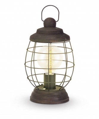 Eglo BAMPTON 49288 Настольная лампаМорской стиль<br>Настольная лампа – это не просто источник дополнительного освещения, но и оригинальный элемент декора. Его можно установить в спальне, гостиной, кабинете и других комнатах. Интернет-магазин «Светодом» предлагает настольные лампы разных стилей по доступным ценам. Благодаря большому ассортименту Вы обязательно найдете в нашем каталоге именно ту модель, которую искали. <br> Настольная лампа Eglo 49288 – прекрасный вариант для завершения интерьера. Ее можно включить одновременно с люстрой для более яркого освещения или без нее для создания уютной атмосферы, настраивающей на отдых. <br> Купить настольную лампу Eglo 49288 Вы можете с помощью виртуальной «Корзины» или по контактным номерам, указанным на сайте.<br><br>Тип цоколя: E27<br>MAX мощность ламп, Вт: 2<br>Диаметр, мм мм: 175<br>Размеры основания, мм: 0<br>Высота, мм: 320<br>Цвет арматуры: коричневый<br>Общая мощность, Вт: 1X60W