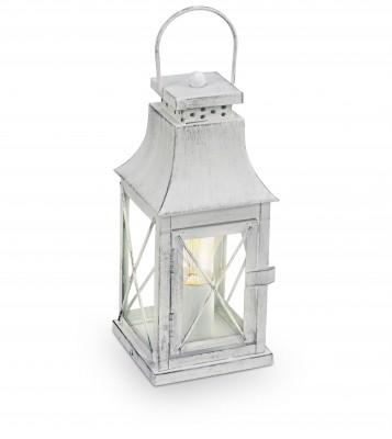 Настольная лампа Eglo 49294 LISBURNморские настольные лампы<br>Настольная лампа – это не просто источник дополнительного освещения, но и оригинальный элемент декора. Его можно установить в спальне, гостиной, кабинете и других комнатах. Интернет-магазин «Светодом» предлагает настольные лампы разных стилей по доступным ценам. Благодаря большому ассортименту Вы обязательно найдете в нашем каталоге именно ту модель, которую искали. <br> Настольная лампа Eglo 49294 – прекрасный вариант для завершения интерьера. Ее можно включить одновременно с люстрой для более яркого освещения или без нее для создания уютной атмосферы, настраивающей на отдых. <br> Купить настольную лампу Eglo 49294 Вы можете с помощью виртуальной «Корзины» или по контактным номерам, указанным на сайте.