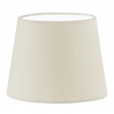 Eglo VINTAGE 49409 Абажур для светильникаАбажуры<br><br><br>Тип товара: Абажур для светильника<br>Тип цоколя: -<br>MAX мощность ламп, Вт: 0<br>Диаметр, мм мм: 245<br>Размеры основания, мм: 0<br>Высота, мм: 170<br>Оттенок (цвет): белый<br>Общая мощность, Вт: -
