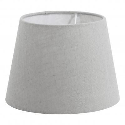 Eglo VINTAGE 49437 Абажур для светильникаАбажуры<br><br><br>Тип цоколя: -<br>MAX мощность ламп, Вт: 0<br>Диаметр, мм мм: 205<br>Размеры основания, мм: 0<br>Высота, мм: 145<br>Оттенок (цвет): серый<br>Общая мощность, Вт: -