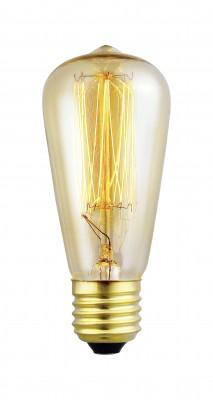 Eglo 49501 Лампа ЭдисонаРетро лампы<br>В интернет-магазине «Светодом» можно купить не только люстры и светильники, но и лампочки. В нашем каталоге представлены светодиодные, галогенные, энергосберегающие модели и лампы накаливания. В ассортименте имеются изделия разной мощности, поэтому у нас Вы сможете приобрести все необходимое для освещения.   Лампа Eglo 49501 обеспечит отличное качество освещения. При покупке ознакомьтесь с параметрами в разделе «Характеристики», чтобы не ошибиться в выборе. Там же указано, для каких осветительных приборов Вы можете использовать лампу Eglo 49501Eglo 49501.   Для оформления покупки воспользуйтесь «Корзиной». При наличии вопросов Вы можете позвонить нашим менеджерам по одному из контактных номеров. Мы доставляем заказы в Москву, Екатеринбург и другие города России.<br><br>Тип лампы: накаливания<br>Тип цоколя: E27<br>Диаметр, мм мм: 48<br>Размеры основания, мм: 0<br>Длина, мм: 110<br>MAX мощность ламп, Вт: 2<br>Общая мощность, Вт: 1X60W