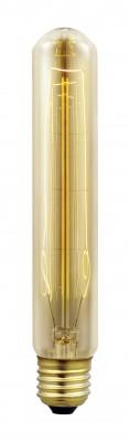 Eglo 49506 Лампа ЭдисонаРетро лампы<br><br><br>Тип товара: Лампа Эдисона<br>Скидка, %: 18<br>Тип лампы: накаливания<br>Тип цоколя: E27<br>MAX мощность ламп, Вт: 2<br>Диаметр, мм мм: 32<br>Размеры основания, мм: 0<br>Длина, мм: 185<br>Общая мощность, Вт: 1X60W