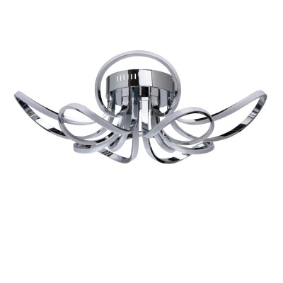 Mw light 496014908 СветильникПотолочные<br><br><br>Тип лампы: LED<br>Тип цоколя: LED<br>MAX мощность ламп, Вт: 60<br>Диаметр, мм мм: 700<br>Высота, мм: 200