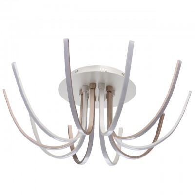 496015710 RegenBogen СветильникПотолочные<br><br><br>Установка на натяжной потолок: Да<br>S освещ. до, м2: 36<br>Тип лампы: LED<br>Диаметр, мм мм: 720<br>Высота, мм: 270