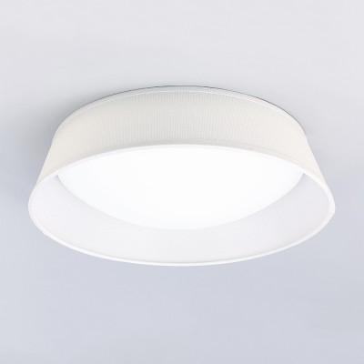 Потолочный светильник Mantra 4961EОжидается<br><br><br>Цвет арматуры: белый