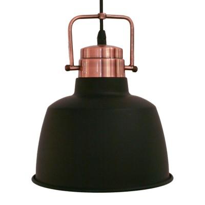 Eglo BODMIN 49692 Подвесной светильникОдиночные<br><br><br>S освещ. до, м2: 3<br>Тип лампы: Накаливания / энергосбережения / светодиодная<br>Тип цоколя: E27<br>Количество ламп: 1<br>MAX мощность ламп, Вт: 60<br>Диаметр, мм мм: 215<br>Высота, мм: 1100