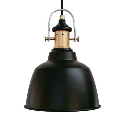 Eglo GILWELL 49693 Подвесной светильникОдиночные<br><br><br>S освещ. до, м2: 3<br>Тип лампы: Накаливания / энергосбережения / светодиодная<br>Тип цоколя: E27<br>Количество ламп: 1<br>Диаметр, мм мм: 185<br>Высота, мм: 1100<br>MAX мощность ламп, Вт: 60