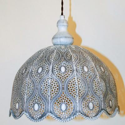 Eglo TALBOT 2 49717 Подвесной светильникОдиночные<br><br><br>S освещ. до, м2: 3<br>Тип лампы: Накаливания / энергосбережения / светодиодная<br>Тип цоколя: E27<br>Количество ламп: 1<br>MAX мощность ламп, Вт: 60<br>Диаметр, мм мм: 295<br>Высота, мм: 1100