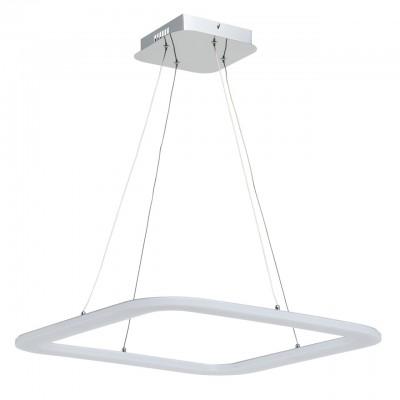 Светильник Regenbogen life 498010401Подвесные<br><br><br>Тип лампы: LED<br>Тип цоколя: LED<br>Ширина, мм: 590<br>MAX мощность ламп, Вт: 44<br>Длина, мм: 590<br>Высота, мм: 120 - 1200