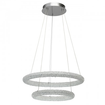 Светильник Chiaro 498014202Подвесные<br><br><br>Тип лампы: LED<br>Тип цоколя: LED<br>Диаметр, мм мм: 650<br>Высота, мм: 1500<br>MAX мощность ламп, Вт: 80