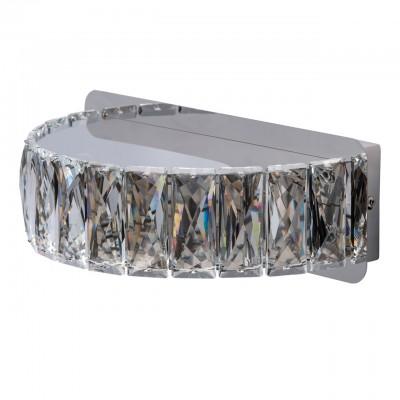 Светильник Chiaro 498023001Хрустальные<br><br><br>Тип лампы: LED<br>Тип цоколя: LED<br>Ширина, мм: 180<br>MAX мощность ламп, Вт: 12<br>Длина, мм: 300<br>Высота, мм: 100