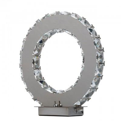 Светильник Regenbogen life 498031201Хрустальные<br>Настольная лампа – это не просто источник дополнительного освещения, но и оригинальный элемент декора. Его можно установить в спальне, гостиной, кабинете и других комнатах. Интернет-магазин «Светодом» предлагает настольные лампы разных стилей по доступным ценам. Благодаря большому ассортименту Вы обязательно найдете в нашем каталоге именно ту модель, которую искали.   Настольная лампа Regenbogen life 498031201 – прекрасный вариант для завершения интерьера. Ее можно включить одновременно с люстрой для более яркого освещения или без нее для создания уютной атмосферы, настраивающей на отдых.   Купить настольную лампу Regenbogen life 498031201 Вы можете с помощью виртуальной «Корзины» или по контактным номерам, указанным на сайте.<br><br>Тип лампы: LED<br>Тип цоколя: LED<br>Ширина, мм: 260<br>Длина, мм: 80<br>Высота, мм: 270