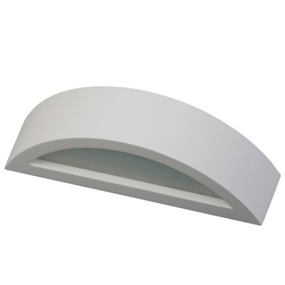Светильник настенный бра Mw light 499021801 БарутГипсовые<br>металлические крепление, гипс.<br><br>S освещ. до, м2: 2<br>Тип товара: Светильник настенный бра<br>Тип лампы: накаливания / энергосбережения / LED-светодиодная<br>Тип цоколя: E14<br>Количество ламп: 1<br>Ширина, мм: 100<br>MAX мощность ламп, Вт: 40<br>Длина, мм: 300<br>Высота, мм: 80<br>Поверхность арматуры: матовый<br>Цвет арматуры: белый<br>Общая мощность, Вт: 40