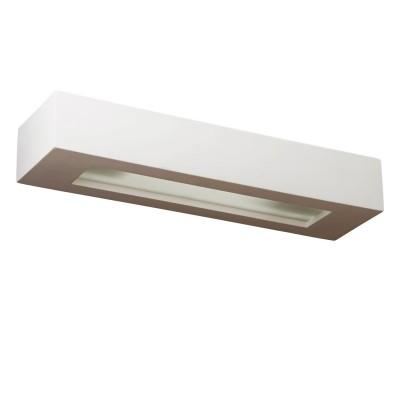 Светильник настенный бра Mw light 499022502 БарутГипсовые<br><br><br>S освещ. до, м2: 4<br>Тип лампы: накаливания / энергосбережения / LED-светодиодная<br>Тип цоколя: E14<br>Количество ламп: 2<br>Ширина, мм: 360<br>MAX мощность ламп, Вт: 40<br>Длина, мм: 100<br>Высота, мм: 60<br>Цвет арматуры: белый<br>Общая мощность, Вт: 80