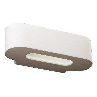 Светильник настенный бра Mw light 499022701 БарутГипсовые<br><br><br>S освещ. до, м2: 2<br>Тип лампы: накаливания / энергосбережения / LED-светодиодная<br>Тип цоколя: E14<br>Количество ламп: 1<br>Ширина, мм: 280<br>MAX мощность ламп, Вт: 40<br>Длина, мм: 80<br>Высота, мм: 110<br>Поверхность арматуры: матовый<br>Цвет арматуры: белый<br>Общая мощность, Вт: 40