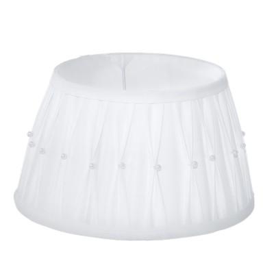 Eglo VINTAGE 49958 АбажурАбажуры<br>Абажур 1+1VINTAGE, Е14;Е27; ?250, H140, текстиль с декором, белый применяется преимущественно в домашнем освещении с использованием стандартных выключателей и переключателей для сетей 220V.<br><br>Диаметр, мм мм: 250<br>Высота, мм: 140