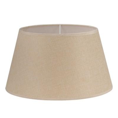 Eglo VINTAGE 49962 АбажурАбажуры<br>Абажур 1+1VINTAGE, Е14;Е27; ?350, Н190, текстиль, лен, кремовый применяется преимущественно в домашнем освещении с использованием стандартных выключателей и переключателей для сетей 220V.<br><br>Диаметр, мм мм: 350<br>Высота, мм: 190