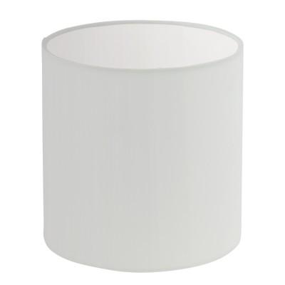 Eglo VINTAGE 49975 АбажурАбажуры<br>Абажур 1+1VINTAGE, Е14;Е27; ?180, Н180, текстиль, лен, белый применяется преимущественно в домашнем освещении с использованием стандартных выключателей и переключателей для сетей 220V.<br><br>Тип товара: Абажур<br>Диаметр, мм мм: 180<br>Высота, мм: 180
