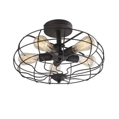 Светильник Divinare 5002/05 PL-5Ожидается<br><br><br>Тип цоколя: E27<br>Количество ламп: 5<br>MAX мощность ламп, Вт: 60W