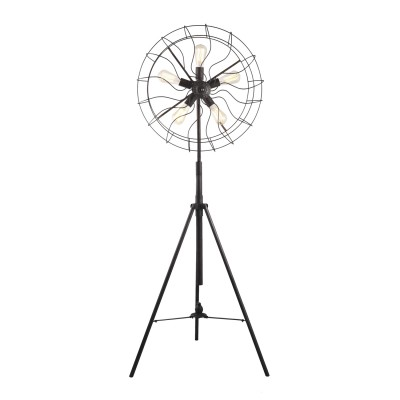 Торшер вентилятор Divinare 5002/05 PN-5современные торшеры<br><br><br>Тип цоколя: E27<br>Количество ламп: 5<br>MAX мощность ламп, Вт: 60W