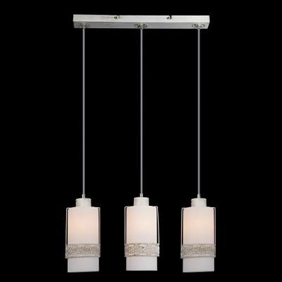 Светильник Евросвет 50021/3 белый с золотомТройные<br><br><br>Тип лампы: Накаливания / энергосбережения / светодиодная<br>Тип цоколя: E27<br>Количество ламп: 3<br>Ширина, мм: 100<br>MAX мощность ламп, Вт: 60<br>Длина, мм: 470<br>Высота, мм: 800<br>Цвет арматуры: белый с золотистой патиной