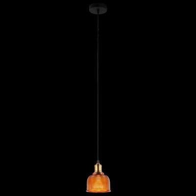 Светильник Евросвет 50029/1 янтарныйодиночные подвесные светильники<br>Подвесной светильник – это универсальный вариант, подходящий для любой комнаты. Сегодня производители предлагают огромный выбор таких моделей по самым разным ценам. В каталоге интернет-магазина «Светодом» мы собрали большое количество интересных и оригинальных светильников по выгодной стоимости. Вы можете приобрести их в Москве, Екатеринбурге и любом другом городе России.  Подвесной светильник Евросвет 50029/1 сразу же привлечет внимание Ваших гостей благодаря стильному исполнению. Благородный дизайн позволит использовать эту модель практически в любом интерьере. Она обеспечит достаточно света и при этом легко монтируется. Чтобы купить подвесной светильник Евросвет 50029/1, воспользуйтесь формой на нашем сайте или позвоните менеджерам интернет-магазина.<br><br>S освещ. до, м2: 3<br>Тип лампы: Накаливания / энергосбережения / светодиодная<br>Тип цоколя: E27<br>Цвет арматуры: черный<br>Количество ламп: 1<br>Диаметр, мм мм: 145<br>Высота, мм: 960<br>MAX мощность ламп, Вт: 60