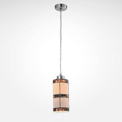 Евросвет 50043/1 хромОдиночные<br><br><br>S освещ. до, м2: 3<br>Тип лампы: Накаливания / энергосбережения / светодиодная<br>Тип цоколя: E27<br>Количество ламп: 1<br>MAX мощность ламп, Вт: 60<br>Диаметр, мм мм: 100<br>Высота, мм: 800