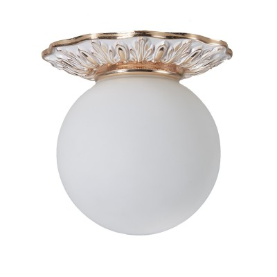 5007/20 PL-1 Divinare СветильникКруглые<br><br><br>Тип цоколя: G9<br>Количество ламп: 1<br>MAX мощность ламп, Вт: 33W