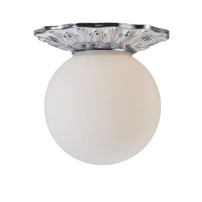 5007/21 PL-1 Divinare Светильниккруглые светильники<br><br><br>S освещ. до, м2: 2<br>Тип цоколя: G9<br>Количество ламп: 1<br>MAX мощность ламп, Вт: 33W