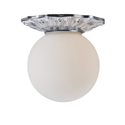 5007/21 PL-1 Divinare СветильникКруглые<br><br><br>Тип цоколя: G9<br>Количество ламп: 1<br>MAX мощность ламп, Вт: 33W