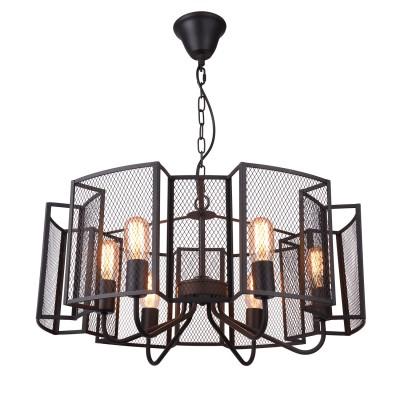 Светильник Divinare 5008/04 SP-6Подвесные<br><br><br>Тип лампы: Накаливания / энергосбережения / светодиодная<br>Тип цоколя: E27<br>Количество ламп: 6<br>MAX мощность ламп, Вт: 60W