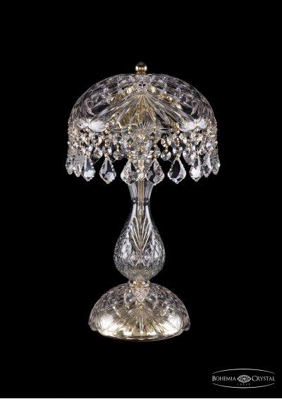Настольная лампа Bohemia Ivele 5011/22-42/G/LeafsХрустальные<br>Настольная лампа – это не просто источник дополнительного освещения, но и оригинальный элемент декора. Его можно установить в спальне, гостиной, кабинете и других комнатах. Интернет-магазин «Светодом» предлагает настольные лампы разных стилей по доступным ценам. Благодаря большому ассортименту Вы обязательно найдете в нашем каталоге именно ту модель, которую искали.   Настольная лампа Bohemia 5011/22-42/G/Leafs – прекрасный вариант для завершения интерьера. Ее можно включить одновременно с люстрой для более яркого освещения или без нее для создания уютной атмосферы, настраивающей на отдых.   Купить настольную лампу Bohemia 5011/22-42/G/Leafs Вы можете с помощью виртуальной «Корзины» или по контактным номерам, указанным на сайте.<br><br>Тип лампы: накаливания / энергосбережения / LED-светодиодная<br>Тип цоколя: Е14<br>Количество ламп: 3<br>Диаметр, мм мм: 220<br>Высота, мм: 420<br>Цвет арматуры: Золотой