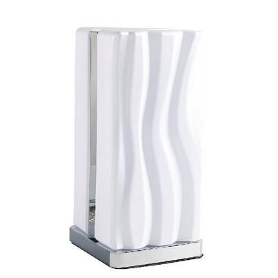 Настольная лампа Mantra 5046 ARENAСовременные<br>Настольная лампа – это не просто источник дополнительного освещения, но и оригинальный элемент декора. Его можно установить в спальне, гостиной, кабинете и других комнатах. Интернет-магазин «Светодом» предлагает настольные лампы разных стилей по доступным ценам. Благодаря большому ассортименту Вы обязательно найдете в нашем каталоге именно ту модель, которую искали. <br> Настольная лампа Mantra 5046 – прекрасный вариант для завершения интерьера. Ее можно включить одновременно с люстрой для более яркого освещения или без нее для создания уютной атмосферы, настраивающей на отдых. <br> Купить настольную лампу Mantra 5046 Вы можете с помощью виртуальной «Корзины» или по контактным номерам, указанным на сайте.<br><br>Цветовая t, К: 3000<br>Тип лампы: LED<br>Цвет арматуры: белый<br>Ширина, мм: 125<br>Длина, мм: 125<br>Высота, мм: 270<br>MAX мощность ламп, Вт: 8