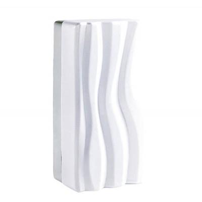 Настенный светильник бра Mantra 5047 ARENAсовременные бра модерн<br><br><br>Цветовая t, К: 3000<br>Тип лампы: LED<br>Цвет арматуры: белый<br>Ширина, мм: 75<br>Расстояние от стены, мм: 125<br>Высота, мм: 250<br>MAX мощность ламп, Вт: 12