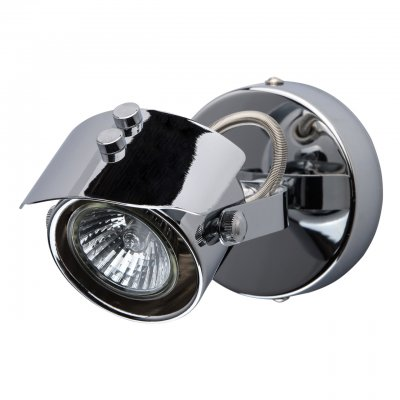 Светильник Mw-light 506021501одиночные споты<br><br><br>Тип лампы: галогенная/LED<br>Тип цоколя: GU10<br>Цвет арматуры: серебристый<br>Количество ламп: 1<br>Ширина, мм: 90<br>Длина, мм: 90<br>Высота, мм: 170<br>MAX мощность ламп, Вт: 50
