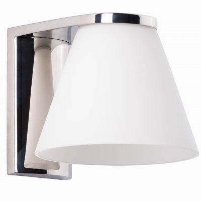 Светильник влагозащищенный Mw light 509022501 АкваМодерн<br>Описание модели 509022501: Настенный светильник из коллекции Аква элегантен по дизайну и надёжен в эксплуатации. Высокая степень защиты позволяет расположить бра рядом с зеркалом в ванной комнате, подчеркнув геометрию керамики и глянцевые поверхности интерьера. Стильное бра Аква со стеклянным плафоном белого цвета добавит уюта  Вашей любимой ванной или душевой комнаты и обеспечат  дополнительную зональную подсветку.<br><br>S освещ. до, м2: 1<br>Рекомендуемые колбы ламп: пальчиковая<br>Цветовая t, К: 2800-3200 K<br>Тип лампы: галогенная / LED-светодиодная<br>Тип цоколя: G9+<br>Ширина, мм: 120<br>MAX мощность ламп, Вт: 20<br>Длина, мм: 100<br>Расстояние от стены, мм: 150<br>Высота, мм: 150<br>Поверхность арматуры: матовый<br>Цвет арматуры: серебристый<br>Общая мощность, Вт: 20