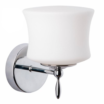Светильник влагозащищенный Mw light 509022701 АкваСовременные<br>Описание модели 509022701: Настенный светильник из коллекции Аква элегантен по дизайну и надёжен в эксплуатации. Высокая степень защиты позволяет расположить бра рядом с зеркалом в ванной комнате, подчеркнув геометрию керамики и глянцевые поверхности интерьера. Стильное бра Аква со стеклянным плафоном белого цвета добавит уюта  Вашей любимой ванной или душевой комнаты и обеспечат  дополнительную зональную подсветку.<br><br>S освещ. до, м2: 1<br>Тип лампы: галогенная / LED-светодиодная<br>Тип цоколя: G9<br>Ширина, мм: 120<br>MAX мощность ламп, Вт: 20<br>Длина, мм: 150<br>Расстояние от стены, мм: 160<br>Высота, мм: 160<br>Общая мощность, Вт: 20