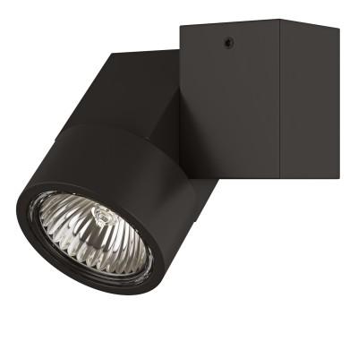 Lightstar ILLUMO 51027 СветильникОдиночные<br>Светильники-споты – это оригинальные изделия с современным дизайном. Они позволяют не ограничивать свою фантазию при выборе освещения для интерьера. Такие модели обеспечивают достаточно качественный свет. Благодаря компактным размерам Вы можете использовать несколько спотов для одного помещения. <br>Интернет-магазин «Светодом» предлагает необычный светильник-спот Lightstar 51027 по привлекательной цене. Эта модель станет отличным дополнением к люстре, выполненной в том же стиле. Перед оформлением заказа изучите характеристики изделия. <br>Купить светильник-спот Lightstar 51027 в нашем онлайн-магазине Вы можете либо с помощью формы на сайте, либо по указанным выше телефонам. Обратите внимание, что у нас склады не только в Москве и Екатеринбурге, но и других городах России.<br><br>Установка на натяжной потолок: Ограничено<br>Крепление: Планка<br>Тип лампы: галогенная/LED<br>Тип цоколя: GU10<br>Количество ламп: 1<br>Ширина, мм: 94<br>MAX мощность ламп, Вт: 50<br>Размеры: H95 L94 W57<br>Длина, мм: 57<br>Высота, мм: 95<br>Оттенок (цвет): черный<br>Цвет арматуры: черный