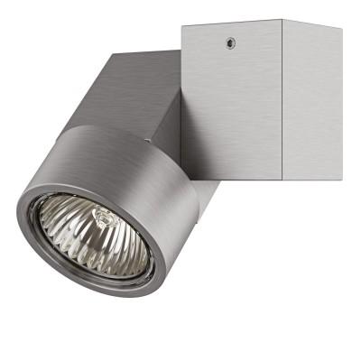 Lightstar ILLUMO 51029 СветильникОдиночные<br>Светильники-споты – это оригинальные изделия с современным дизайном. Они позволяют не ограничивать свою фантазию при выборе освещения для интерьера. Такие модели обеспечивают достаточно качественный свет. Благодаря компактным размерам Вы можете использовать несколько спотов для одного помещения. <br>Интернет-магазин «Светодом» предлагает необычный светильник-спот Lightstar 51029 по привлекательной цене. Эта модель станет отличным дополнением к люстре, выполненной в том же стиле. Перед оформлением заказа изучите характеристики изделия. <br>Купить светильник-спот Lightstar 51029 в нашем онлайн-магазине Вы можете либо с помощью формы на сайте, либо по указанным выше телефонам. Обратите внимание, что у нас склады не только в Москве и Екатеринбурге, но и других городах России.<br><br>S освещ. до, м2: 3<br>Тип лампы: галогенная/LED<br>Тип цоколя: GU10<br>Цвет арматуры: серебристый<br>Количество ламп: 1<br>Ширина, мм: 94<br>Глубина, мм: 57<br>Размеры: W94 H95 L57, врезные размеры<br>Высота, мм: 95<br>Оттенок (цвет): стальной<br>MAX мощность ламп, Вт: 50