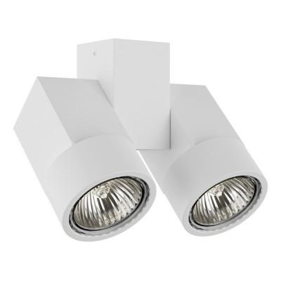 Lightstar ILLUMO 51036 СветильникДвойные<br>Светильники-споты – это оригинальные изделия с современным дизайном. Они позволяют не ограничивать свою фантазию при выборе освещения для интерьера. Такие модели обеспечивают достаточно качественный свет. Благодаря компактным размерам Вы можете использовать несколько спотов для одного помещения. <br>Интернет-магазин «Светодом» предлагает необычный светильник-спот Lightstar 51036 по привлекательной цене. Эта модель станет отличным дополнением к люстре, выполненной в том же стиле. Перед оформлением заказа изучите характеристики изделия. <br>Купить светильник-спот Lightstar 51036 в нашем онлайн-магазине Вы можете либо с помощью формы на сайте, либо по указанным выше телефонам. Обратите внимание, что у нас склады не только в Москве и Екатеринбурге, но и других городах России.<br><br>S освещ. до, м2: 5<br>Тип лампы: галогенная/LED<br>Тип цоколя: GU10<br>Цвет арматуры: белый<br>Количество ламп: 2<br>Ширина, мм: 142<br>Глубина, мм: 57<br>Размеры: W42 H115 L129, врезные размеры<br>Высота, мм: 120<br>Оттенок (цвет): белый<br>MAX мощность ламп, Вт: 50